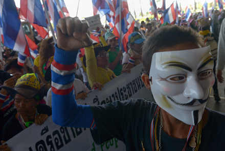 THAILAND-POLITICS-PROTEST-OPPOSITION