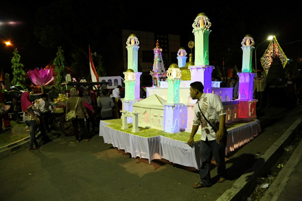 Mecca Float.