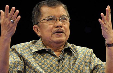 "Incoming Vice President Jusuf Kalla is one of Indonesia's political elites ""tired"" of democracy."