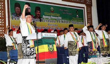 Najib and Pekida