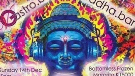 trance buddha