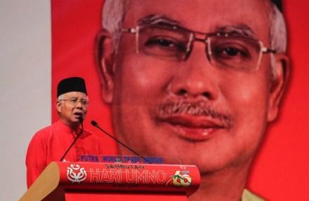 Najib+UMNO