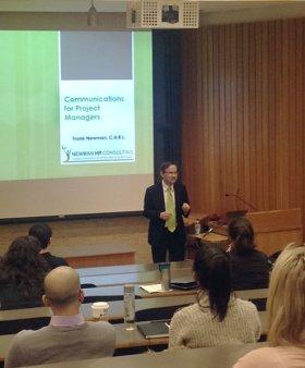 University of Toronto Workshops and Keynote Presentations