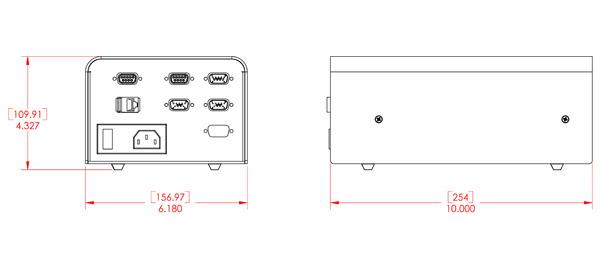 nsc-3311 servo controller