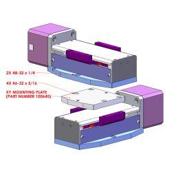 Microslide XY Assembly