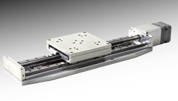 NLS4 vacuum compatible linear stage