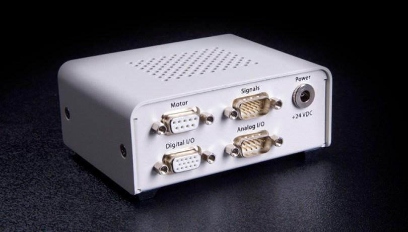 nsc-a1_stepper-motor-controller-rear