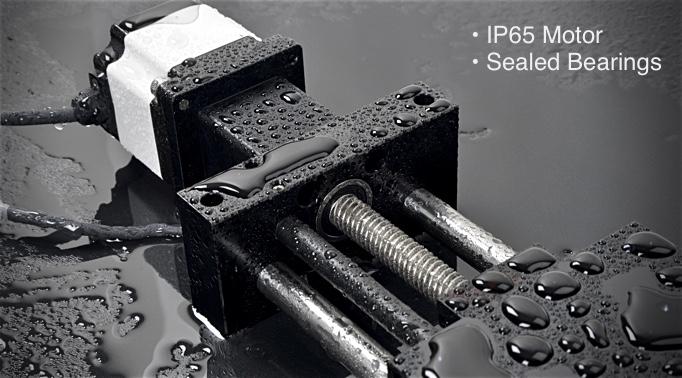 ETL Linear stage IP65 water resistant