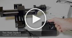 2 Axis Joystick Video