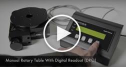 Digital Readout Video