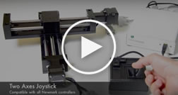 eTrack-linear-stage-joystick-video