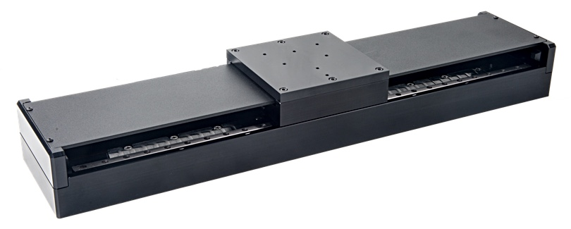 LMS Series brushless DC direct drive linear motor stage
