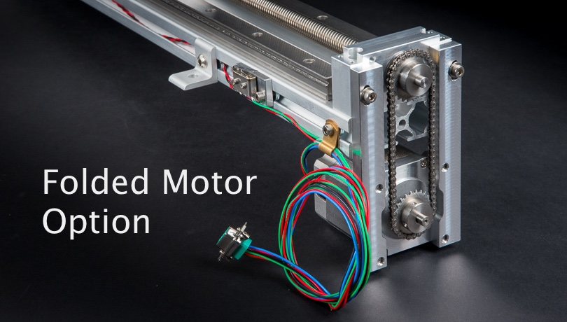 vacuum compatible linear stage