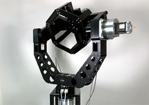 custom high capacity 3 axis gimbal mount