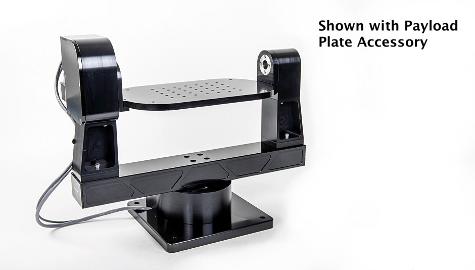 2 Axis gimbal Mount with payload plate Accessory