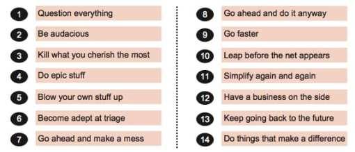 14 habits