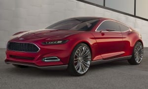 I am not in the market for a new car but I sat ill wanted a look at the new Mustang