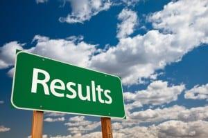 results social media