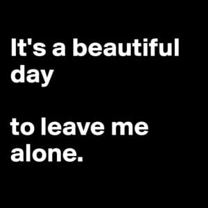 It-s-a-beautiful-day-to-leave-me-alone