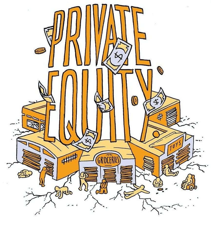 <b>Private equity firms:</b> A failure of capitalism