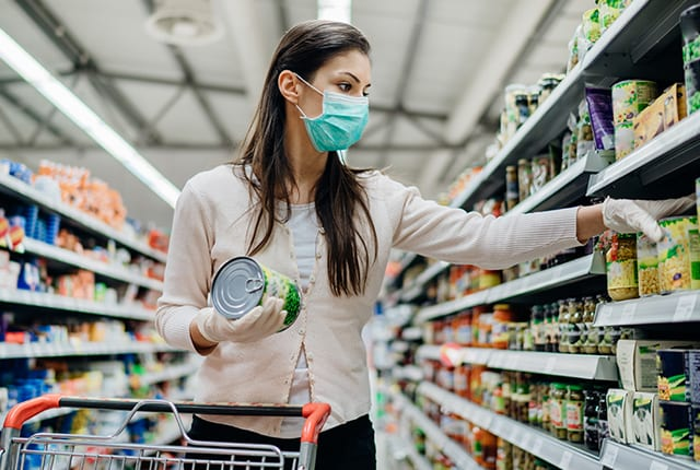 The majority of consumers say pandemic has forever changed the way they shop