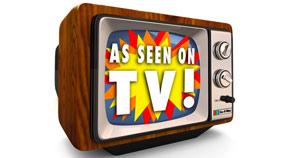 Does <b>TV</b> advertising work?