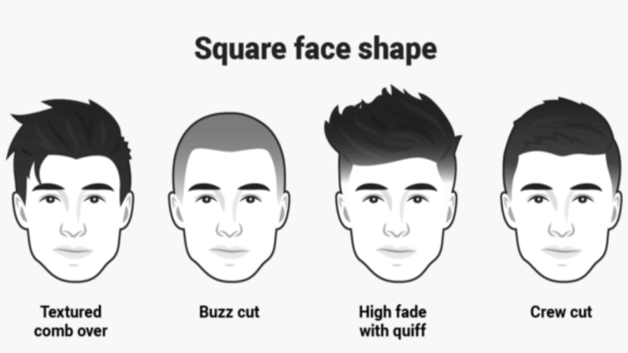 Hairstyles For Square Face Shapes