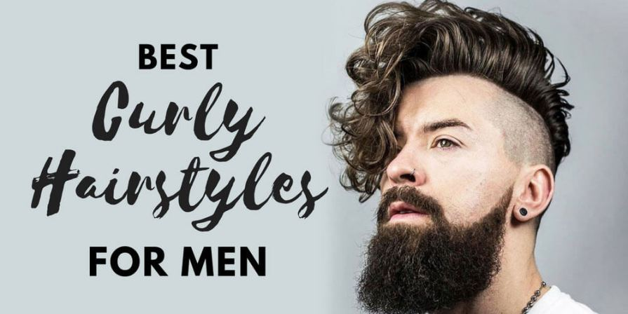 40 New Curly Wavy Hairstyles For Men Haircut Styles For Boys