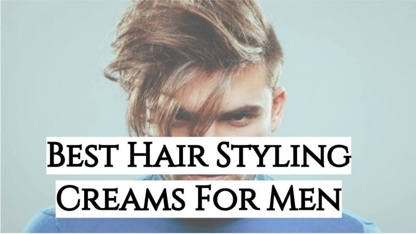 Men's Hair Styling Products