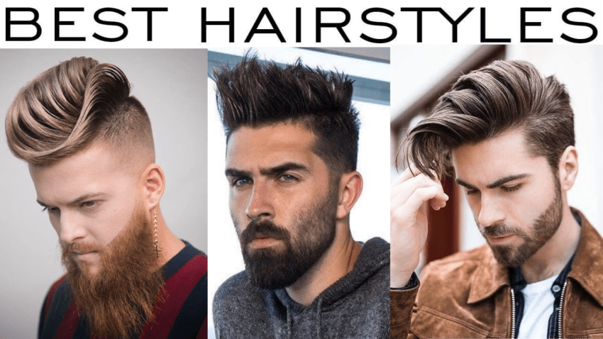 25 Best Hairstyles For Men 2020-Haircut Trends For Guys 2020