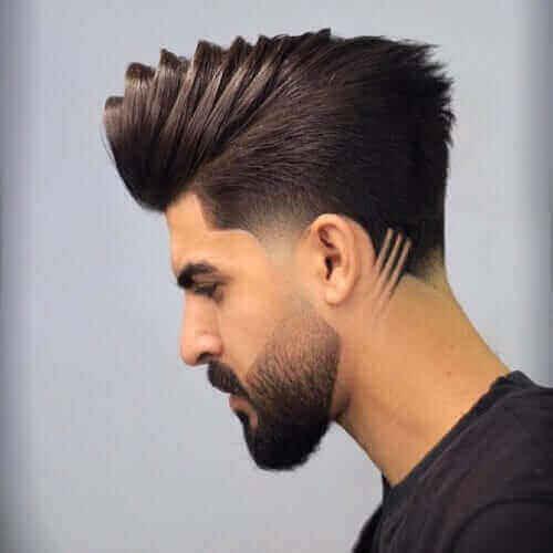 Artsy Textured Cut For Men