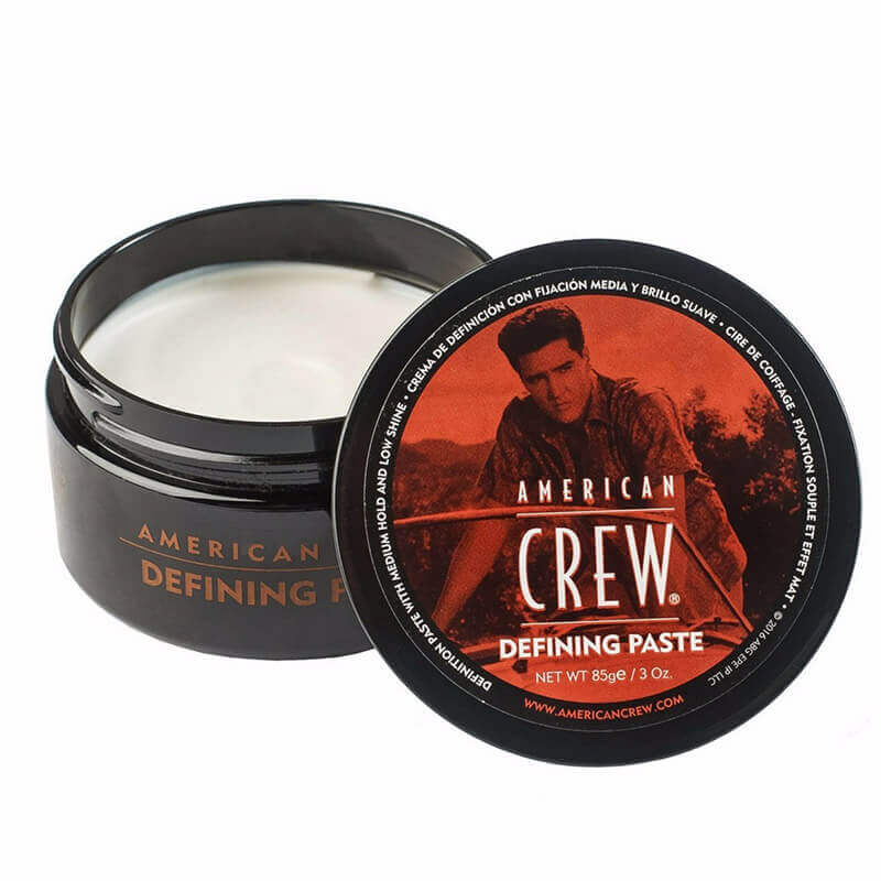 5 Best Hair Wax For Men- AMERICAN CREW DEFINING PASTE 2020 - The Best Hair Products for Men 2020