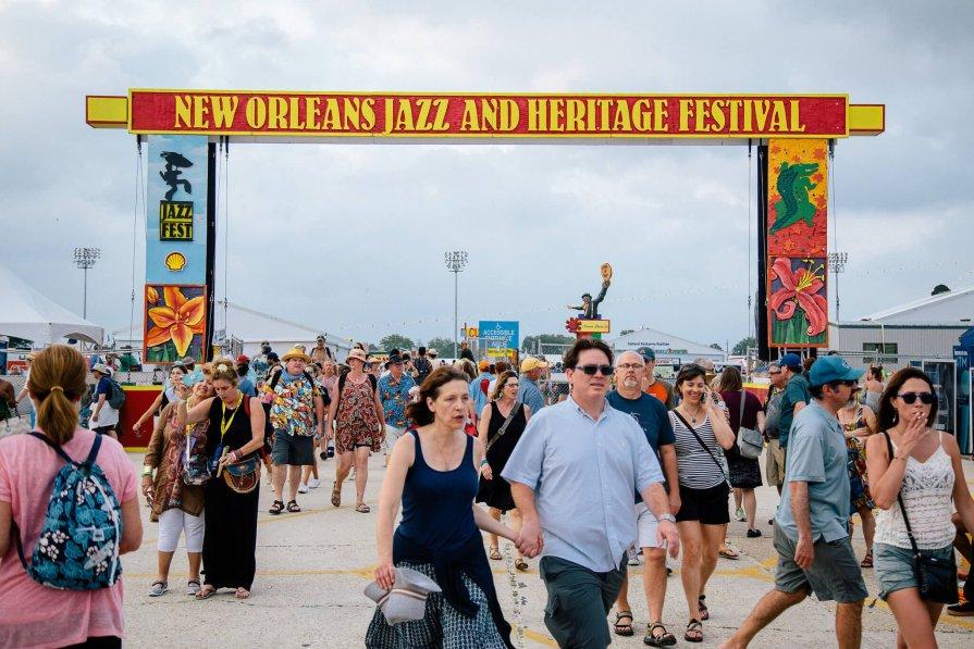 biggest festivals in America