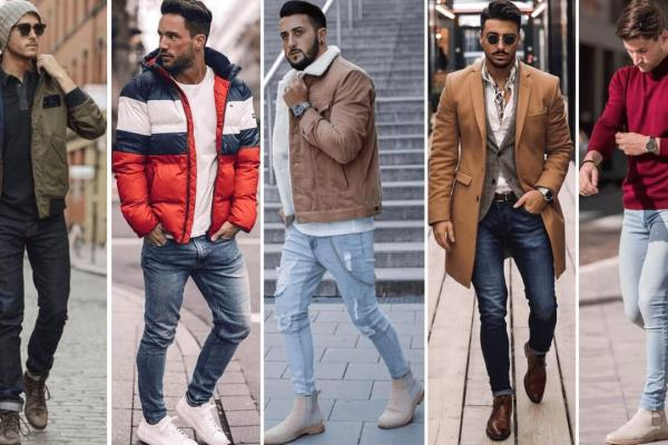 Most stylish winter outfits for men