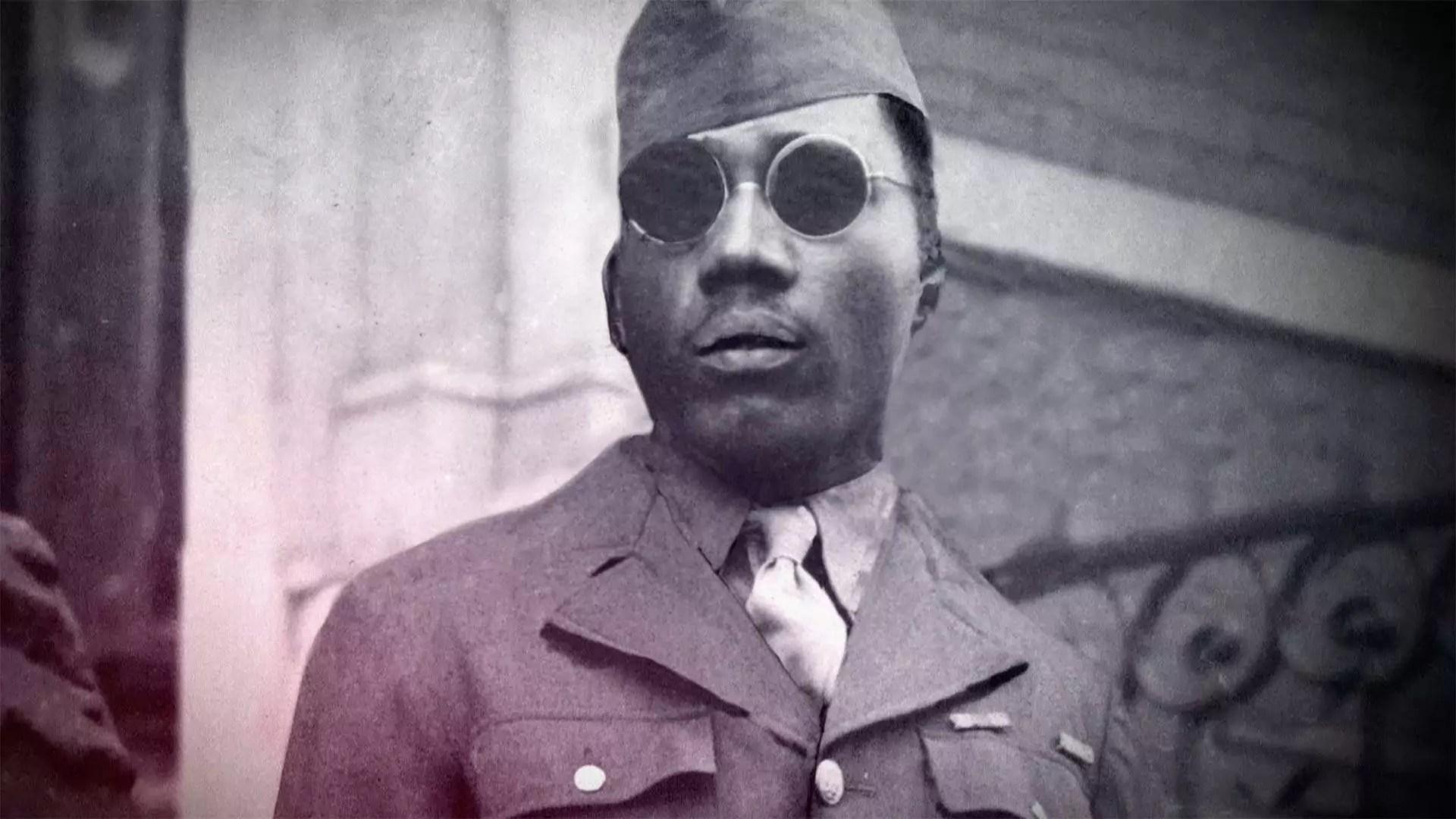 WWII veteran Issac Woodard.