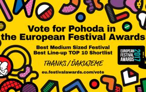 Pohoda 2017 banner