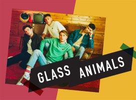 Glass Animals 2017