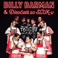 Billy Barman Sľuk