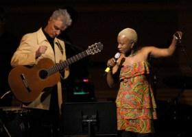 David Byrne + Angelique Kidjo