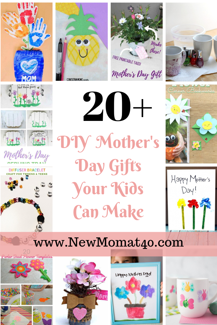 Diy Mother S Day Gifts Your Kids Can Make