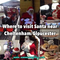 Where to visit Santa near Cheltenham/Gloucester (2016)