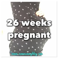 26 weeks pregnant - 2nd baby | Hip pain and huge kicks