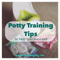 Potty Training Tips to Help Succeed