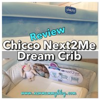 Chicco Next2Me bedside crib review