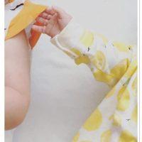 Little sister mischief at 6 weeks old | #MySundayPhoto