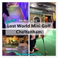 Mr Mulligan's Lost World Mini Golf Cheltenham | Review