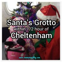 Find a Santa's Grotto within half an hour of #Cheltenham | Father Christmas 2017