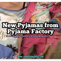 New Pyjamas for all the family from The Pyjama Factory - www.Pyjamas.com |Review + 10% off!