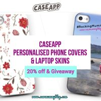 New phone cases... CaseApp #giveaway & discount code