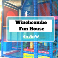 Winchcombe Fun House Review - soft play near Cheltenham